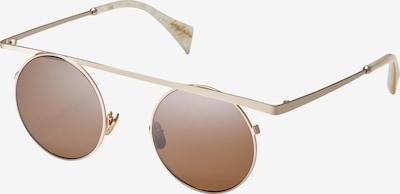 Yohji Yamamoto Eyewear Sonnenbrille 'YY7038-403' in gold, Produktansicht