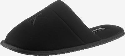 Calvin Klein Pantoffel in schwarz, Produktansicht
