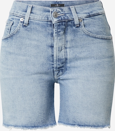 7 for all mankind Jeans 'BILLIE' in de kleur Blauw denim, Productweergave