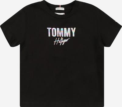 TOMMY HILFIGER Shirt en mischfarben / schwarz, Vue avec produit