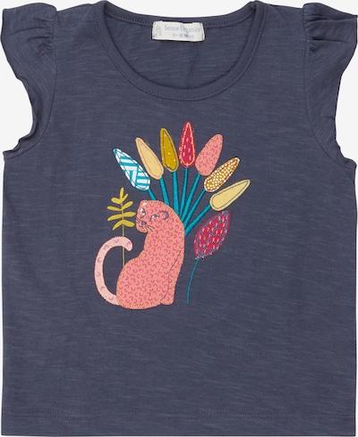 Sense Organics T-Shirt 'NANA' en bleu / mélange de couleurs, Vue avec produit