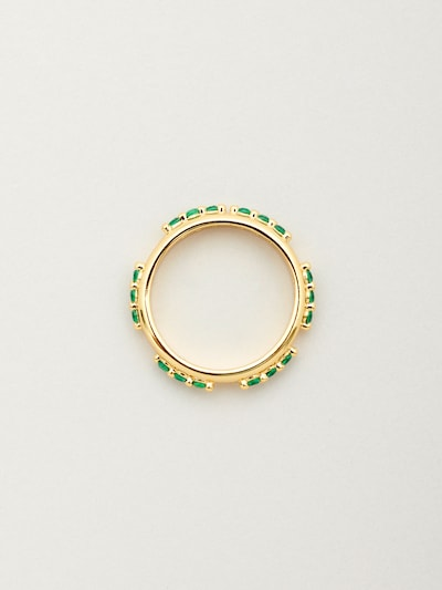 EDITED Ring 'Angela' in Gold, Item view