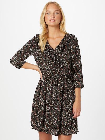 ABOUT YOU Kleid 'Raven' in mischfarben / schwarz, Modelansicht