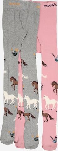 EWERS Sukkpüksid 'Pferd', värv roosa