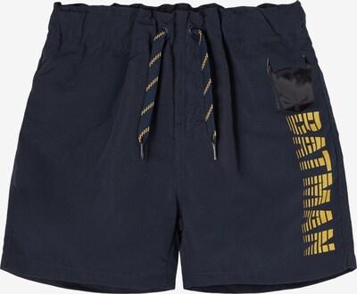 NAME IT Zwemshorts 'BATMAN HINRIK' in de kleur Donkerblauw / Geel, Productweergave
