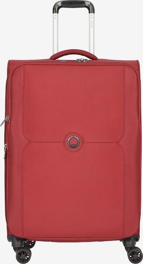 DELSEY Trolley 'Mercure' in de kleur Rood: Vooraanzicht
