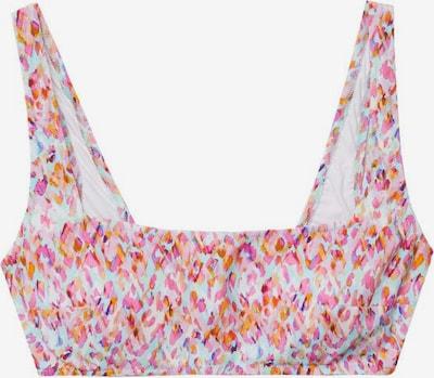 VIOLETA by Mango Bikinitop 'Ska-I' in mischfarben / pink, Produktansicht