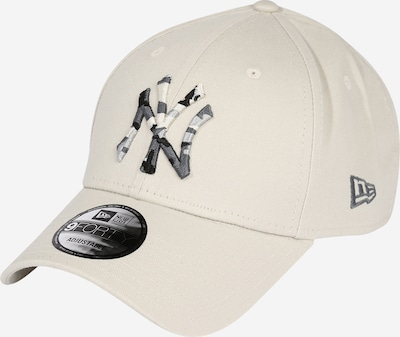 Cappello da baseball NEW ERA di colore grigio / antracite / grigio chiaro, Visualizzazione prodotti