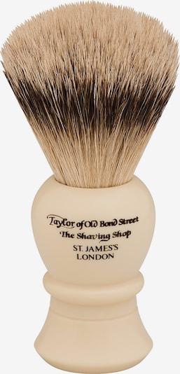 Taylor of Old Bond Street Rasierpinsel in beige / schwarz, Produktansicht