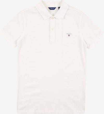 GANT Shirt in blau / grau / rot / weiß, Produktansicht