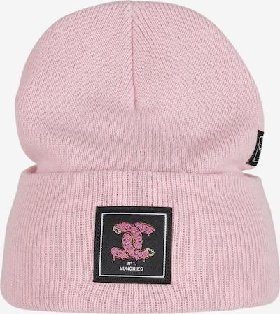 Cayler & Sons Mütze in rosa / schwarz, Produktansicht