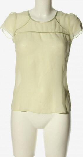 Lavand Transparenz-Bluse in XS in wollweiß, Produktansicht