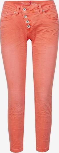 Buena Vista Jeans in koralle, Produktansicht