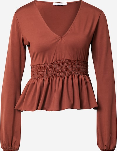 ABOUT YOU Shirt 'Zoey' in de kleur Bruin, Productweergave