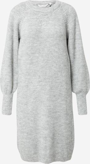 NAF NAF Vestido de punto 'FINLAND' en gris, Vista del producto