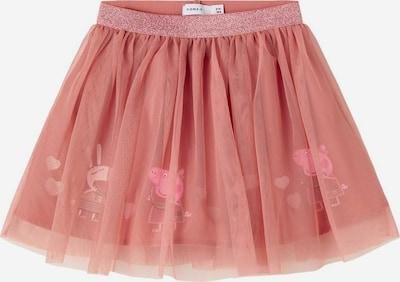 NAME IT Rok 'Peppa Wutz' in de kleur Donkergroen / Pink / Rosé / Wit, Productweergave