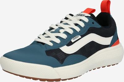 VANS Låg sneaker 'UltraRange EXO' i pastellblå / mörkblå / orange / vit, Produktvy