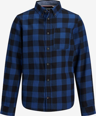 Produkt Overhemd in de kleur Blauw / Zwart, Productweergave