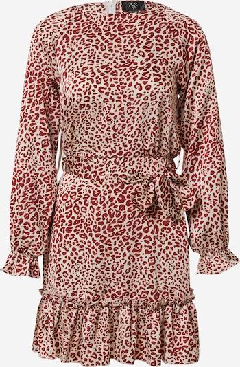 AX Paris Sukienka w kolorze czerwony / białym, Podgląd produktu