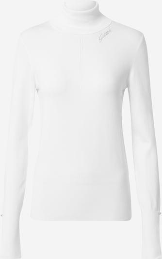 GUESS Pulover 'Alba' u bijela: Prednji pogled
