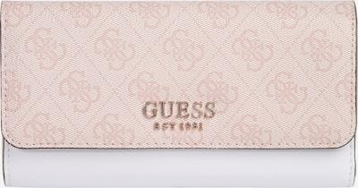 GUESS Cartera 'MIKA' en rosa, Vista del producto