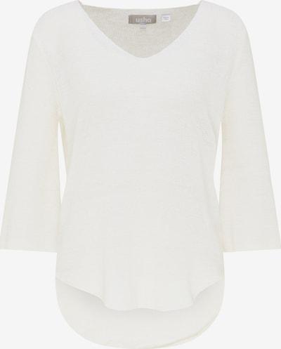 Usha Strickpullover in weiß, Produktansicht