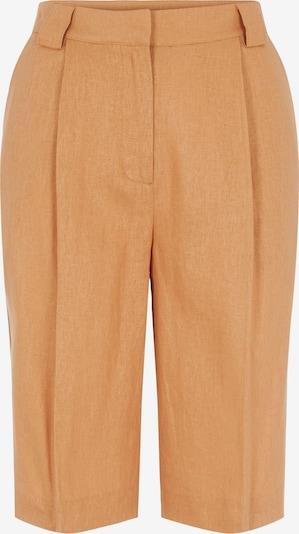 Y.A.S Pantalón de pinzas 'Fana' en camelo, Vista del producto
