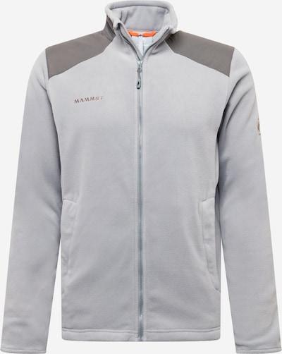 MAMMUT Athletic Fleece Jacket 'Innominata Light ML' in Grey / Taupe, Item view