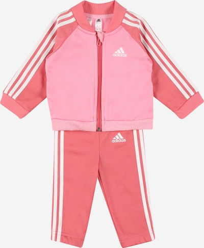 ADIDAS PERFORMANCE Traininsanzug in rosegold / hellpink, Produktansicht