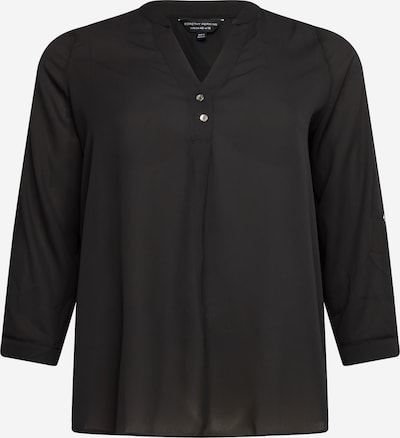 Dorothy Perkins Curve Bluse in schwarz, Produktansicht