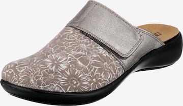 Westland Slippers 'Korsika' in Grey