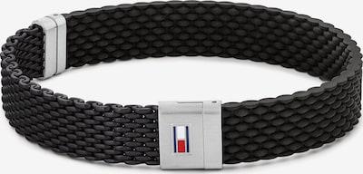 TOMMY HILFIGER Armband in schwarz, Produktansicht