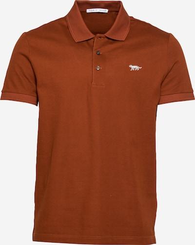 Tiger of Sweden T-Shirt 'DARIOS' en rouge rouille, Vue avec produit