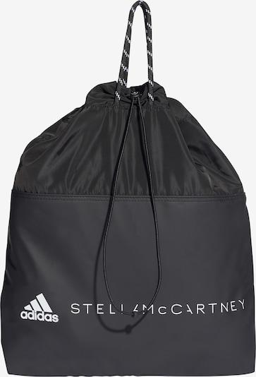 adidas by Stella McCartney Sportrucksack in schwarz, Produktansicht