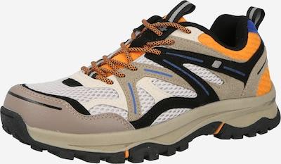 Sneaker low 'Thorn' BRITISH KNIGHTS pe albastru regal / gri taupe / portocaliu deschis / negru / alb, Vizualizare produs