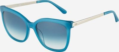 Calvin Klein Sonnenbrille 'CK21703S' in blau / silber, Produktansicht