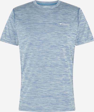 COLUMBIA Funkční tričko 'Zero Rules' - šedá / šedý melír, Produkt