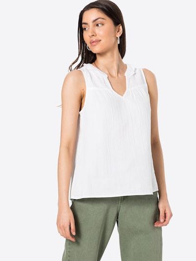 GAP Bluse in weiß, Modelansicht
