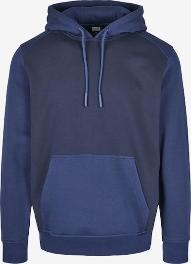 Urban Classics Sportisks džemperis jūraszils / kamuflāžas, Preces skats