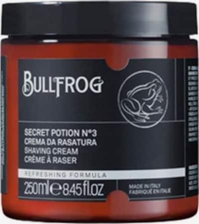 BULLFROG Creme 'Secret Potion N.3' in weiß, Produktansicht