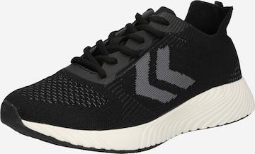 Chaussure de sport Hummel en noir