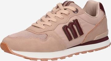 Sneaker low 'JOGGO' de la MTNG pe bej