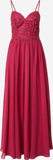 Rochie de seară Laona pe roz zmeură, Vizualizare produs
