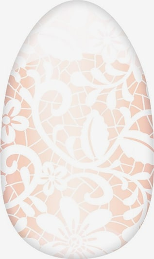 Miss Sophie's Nail Polish 'Lace Love' in Pink / White, Item view