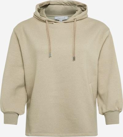NU-IN Plus Sweatshirt in beige, Produktansicht