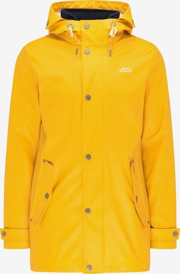 ICEBOUND Tussenjas in de kleur Geel, Productweergave
