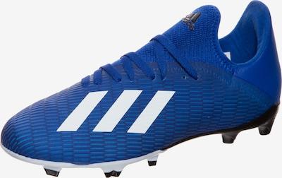 ADIDAS PERFORMANCE Fußballschuhe 'X 19.3 FG' in blau / weiß, Produktansicht