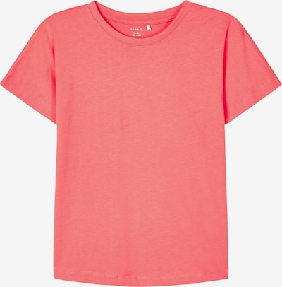 NAME IT Shirt 'TIXY' in pink, Produktansicht