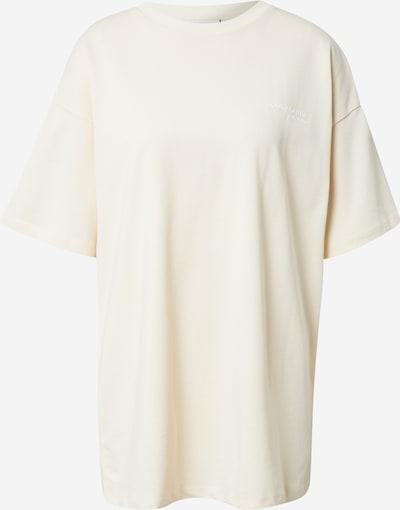 """Karo Kauer """"Oversize"""" stila krekls 'Rosie', krāsa - bēšs, Preces skats"""