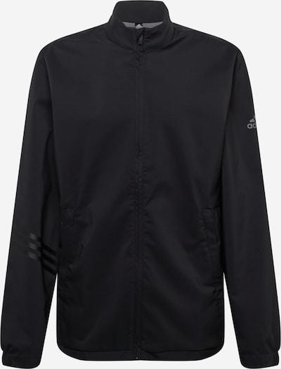 adidas Golf Athletic Jacket 'PROV R' in Black, Item view
